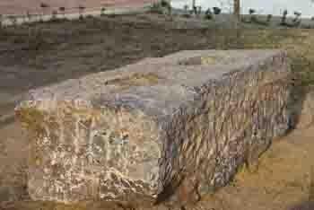 La Piedra del Trueno