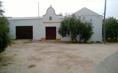 Casa capilla de los Monjes Mínimos.