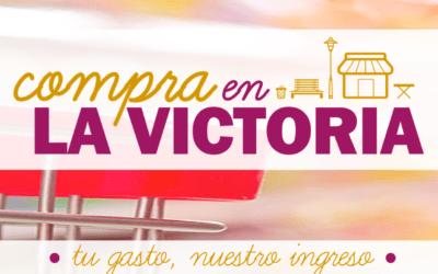 Campaña «COMPRA EN LA VICTORIA»