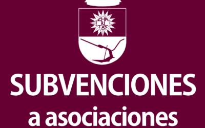 SUBVENCIONES NOMINATIVAS A ASOCIACIONES Y ENTIDADES LOCALES 2018