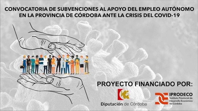 Ayudas Autónomos COVID-19 - INSTITUTO PROVINCIAL DE DESARROLLO ECONÓMICO 1