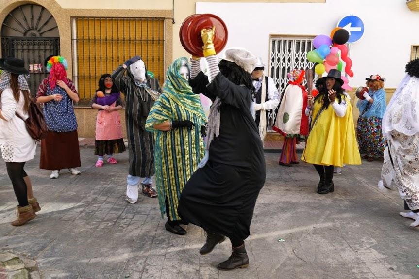 Carnaval La Victoria 2014 1