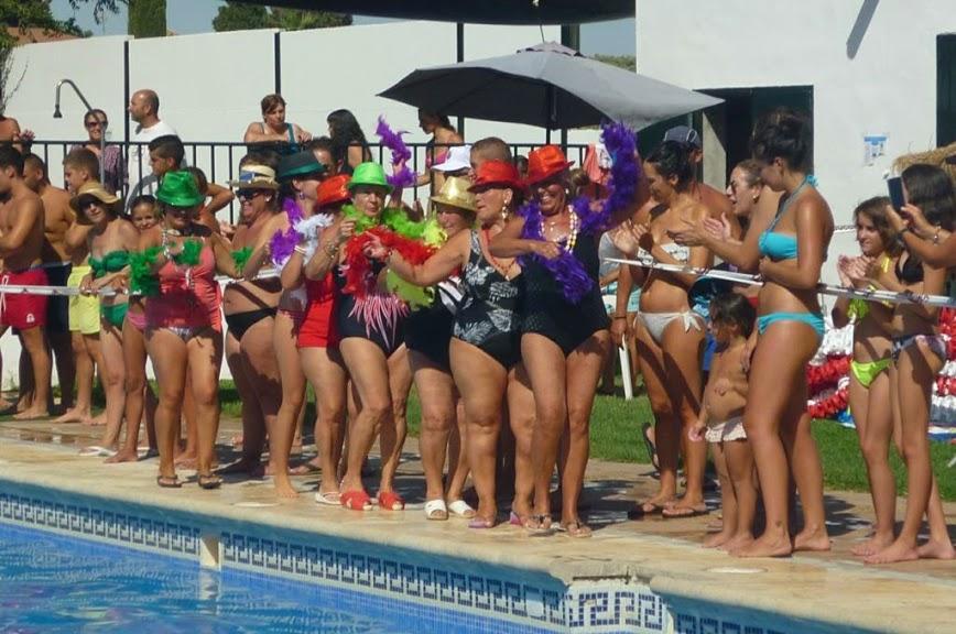 "Fiesta ""Clausura Cursos Natacion 2014"" 1"