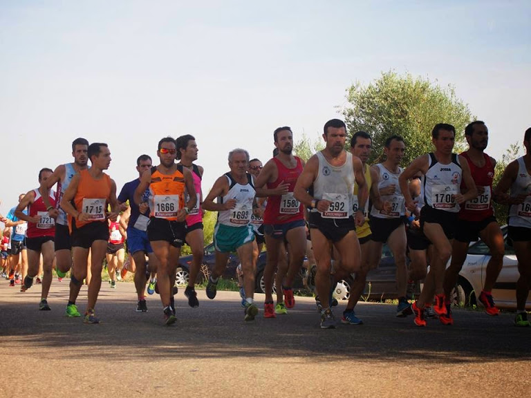 XI RUTA DEL ACEITE - LA VICTORIA 2014 1