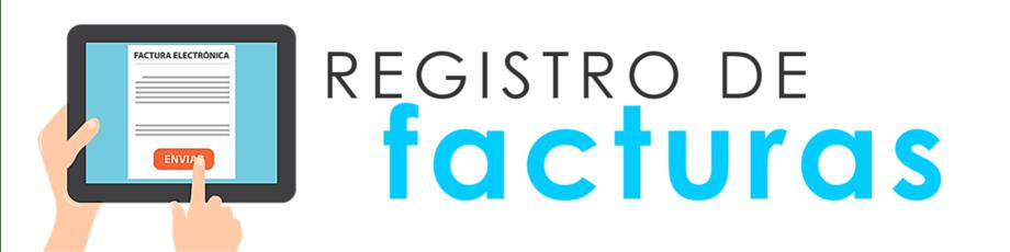 Enlace al registro de facturas de la sede electrónica