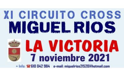 XI CROSS MIGUEL RIOS | LA VICTORIA 2021