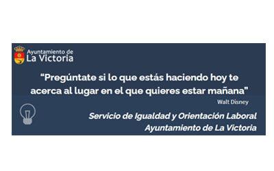 SERVICIO DE IGUALDAD | ORIENTACIÓN LABOLAL